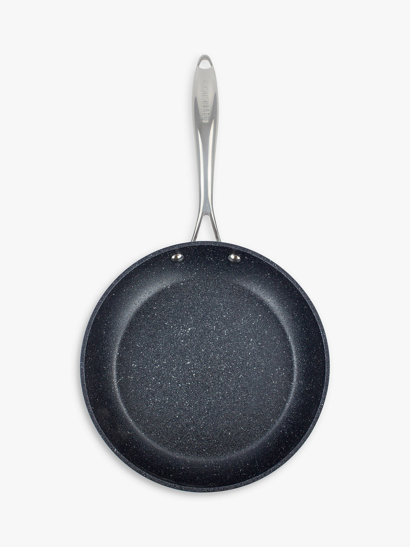 BuyEaziglide Neverstick2 Limited Edition Frying Pan, Dia.24cm, Gold Online at johnlewis.com