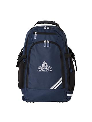 Chigwell School Backpack, Navy Blue