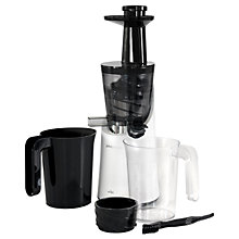 Buy Witt Smoothie Juicepresso Slow Juicer, White Online at johnlewis.com