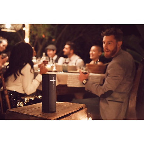 Buy Ultimate Ears BLAST Bluetooth Wi-Fi Waterproof Portable Speaker with Alexa Voice Recognition & Control Online at johnlewis.com