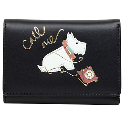 Radley Call Me Leather Small Fold Purse