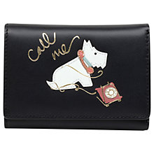Buy Radley Call Me Leather Small Fold Purse Online at johnlewis.com
