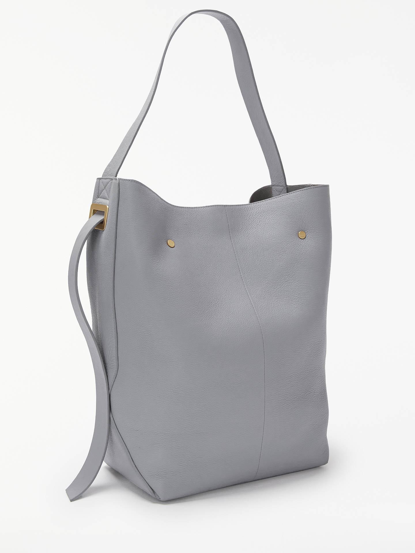 f12f87f75a7f Modern Rarity Ribbon Large Leather Hobo Bag at John Lewis   Partners