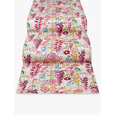 Image of John Lewis & Partners Floral Table Runner, Multi