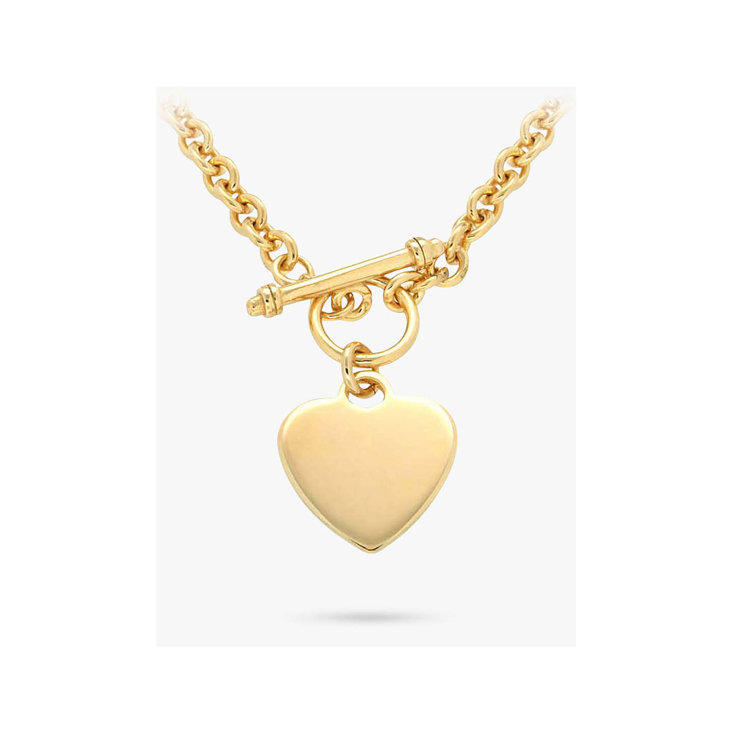 heart diamond necklace yellow pendant tiffany co gold mini lock