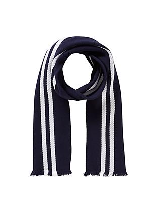 Chigwell School Scarf, Navy Blue