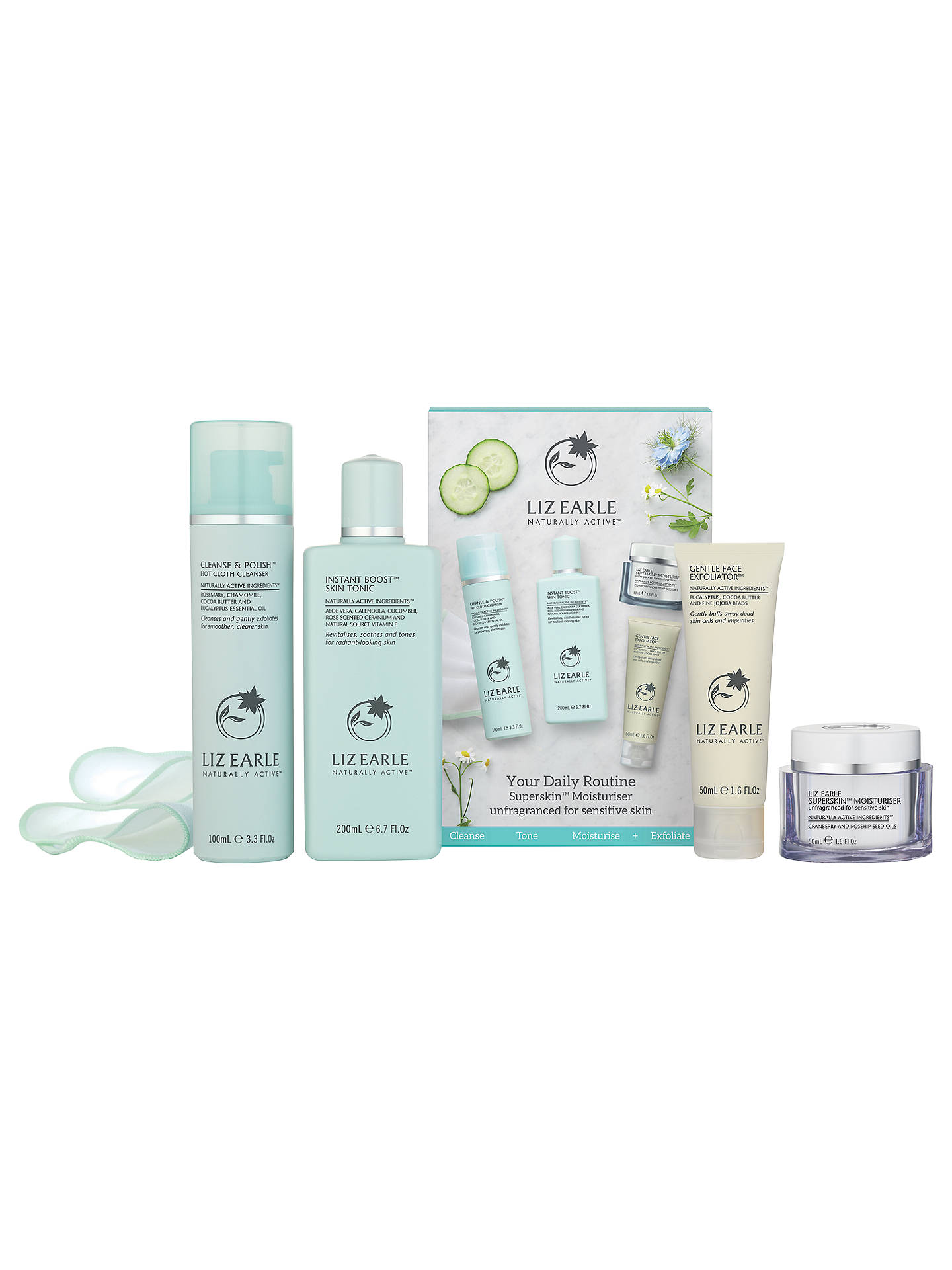 Liz Earle Essentials Kit Skincare