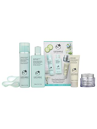 Liz Earle Essentials Kit, Superskin™ Moisturiser with Natural Neroli