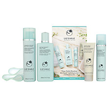 Buy Liz Earle Essentials Kit, Skin Repair Moisturiser™ Light - Combination/Oily Online at johnlewis.com