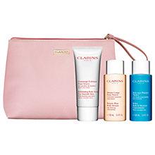 Buy Clarins Relax & Renew Skincare Gift Set Online at johnlewis.com