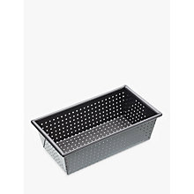 Buy Masterclass Crusty Bake Bead Loaf Tin, 2LB Online at johnlewis.com