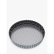 Buy Masterclass Crusty Bake Fluted Dish, Dia.23cm Online at johnlewis.com