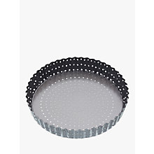 Buy Masterclass Crusty Bake Fluted Dish, Dia.20cm Online at johnlewis.com
