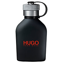 Buy HUGO BOSS HUGO Just Different Eau de Toilette, 125ml Online at johnlewis.com