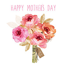 Buy Portfolio Happy Mother's Day Bunch Card Online at johnlewis.com