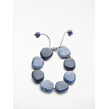 Buy Lola Rose Reagan Bracelet, Light Dumortierite Online at johnlewis.com