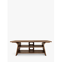 "Buy Tom Schneider Chloe 1250 TV Stand for TVs up to 55"" Online at johnlewis.com"