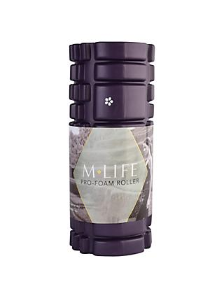 M Life Foam Roller, Purple