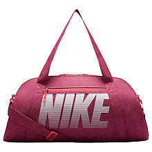 Buy Nike Gym Club Training Duffel Bag Online at johnlewis.com