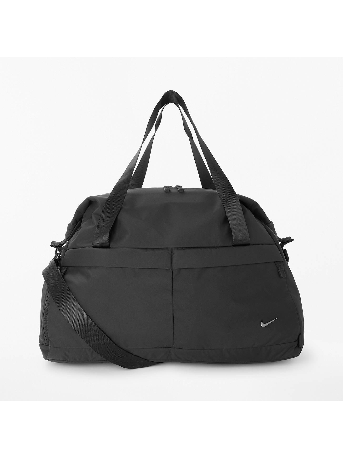d87454f47d8 Buy Nike Legend Club Training Bag, Binary Blue/Black Online at  johnlewis.com ...