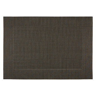 John Lewis & Partners Polypropylene Border Placemats, Set of 4