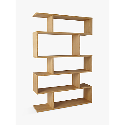 Content by Terenace Conran Balance Wide Shelving Unit, Oak