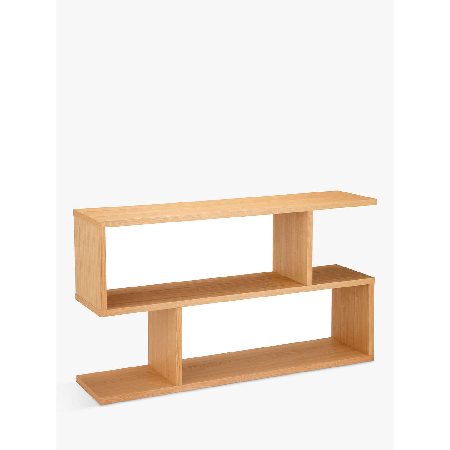 low console table. BuyContent By Terence Conran Balance Low Console Table, FSC-Certified (Oak), Table L