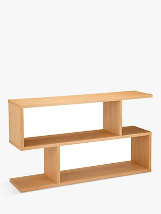 Content by Terence Conran Balance Low Console Table, FSC-Certified (Oak), Natural Oak