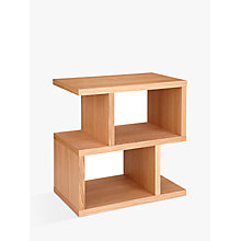 Buy Content by Terence Conran Balance Side Table, FSC-Certified (Oak Veneer), Natural Oak Online at johnlewis.com