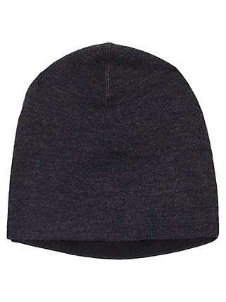 8c2a6901f15 Winser London Double Face Wool Blend Beanie Hat
