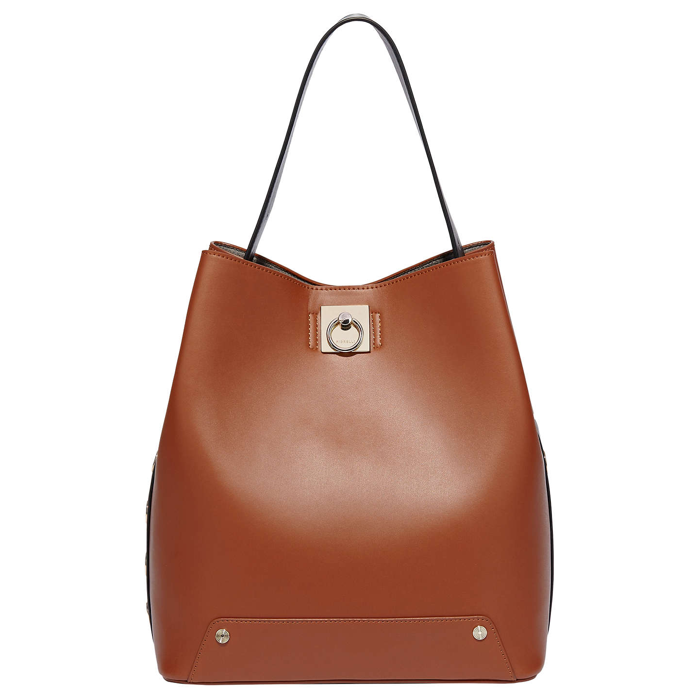 BuyFiorelli Fae Hobo Bag, Tan Online at johnlewis.com