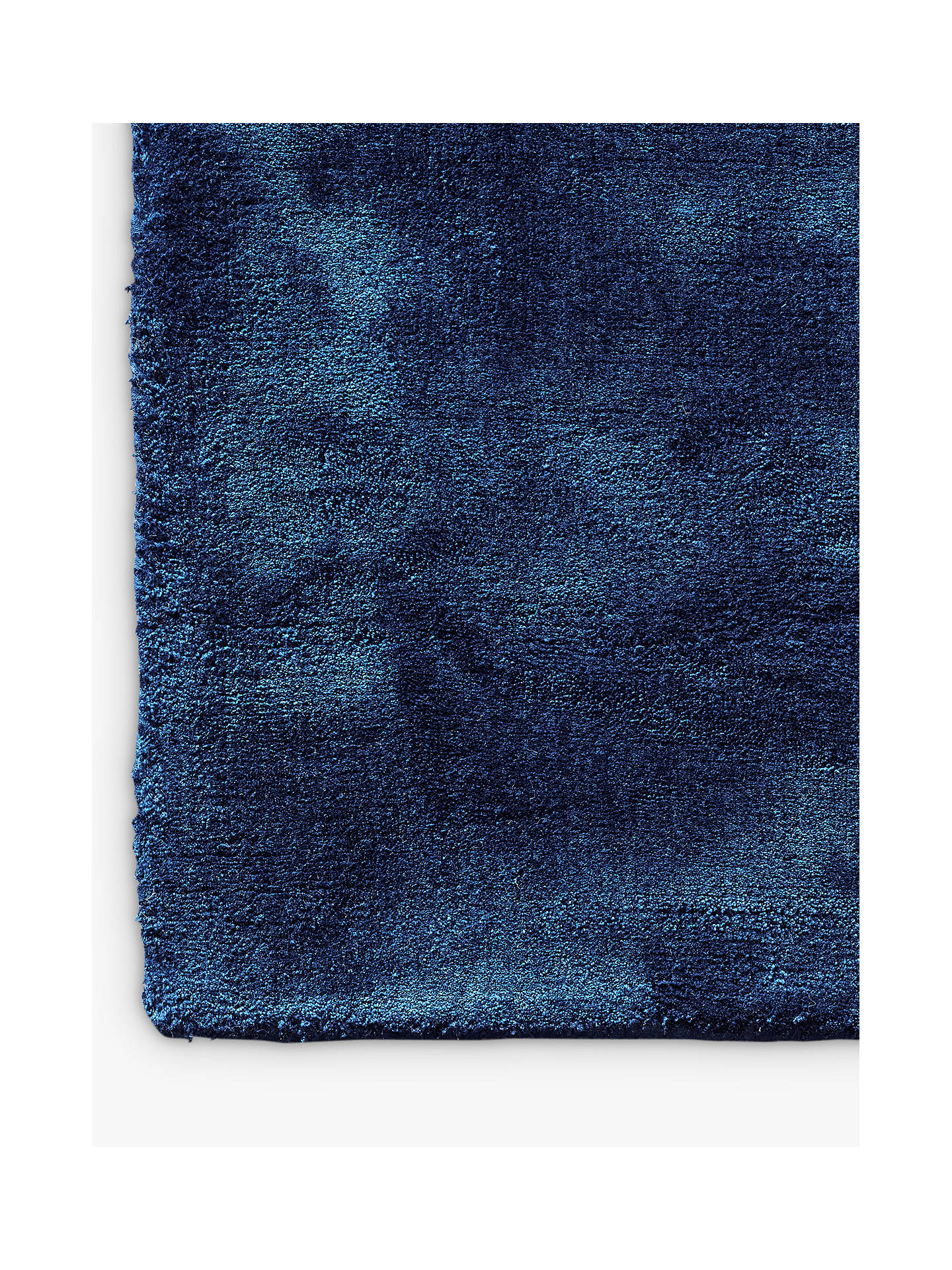 West Elm Lucent Rug L244 X W152cm Blue At John Lewis