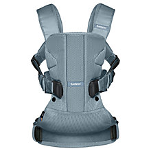 Buy BabyBjörn One Air Baby Carrier Online at johnlewis.com