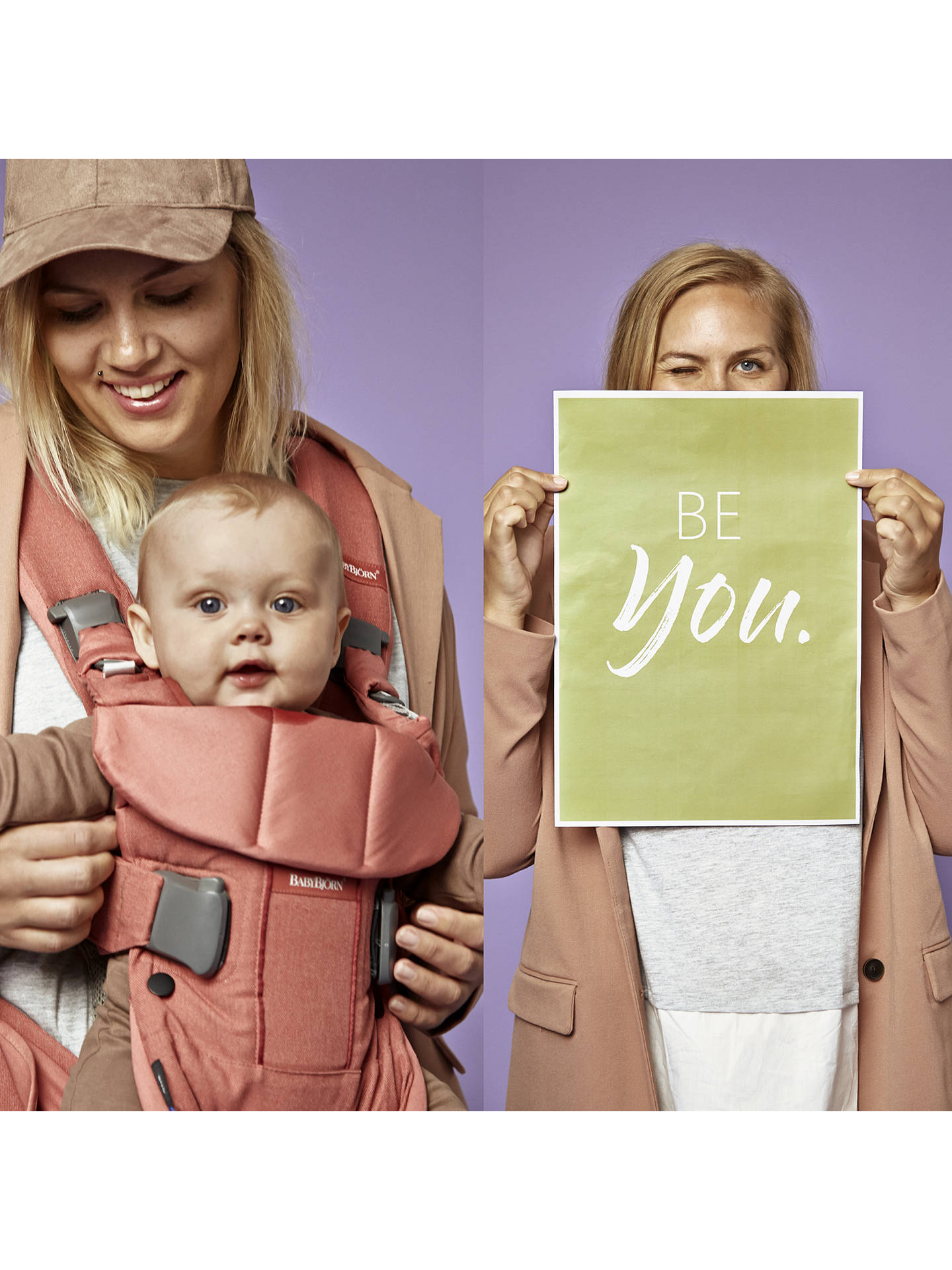 Babybjorn One Baby Carrier At John Lewis Partners