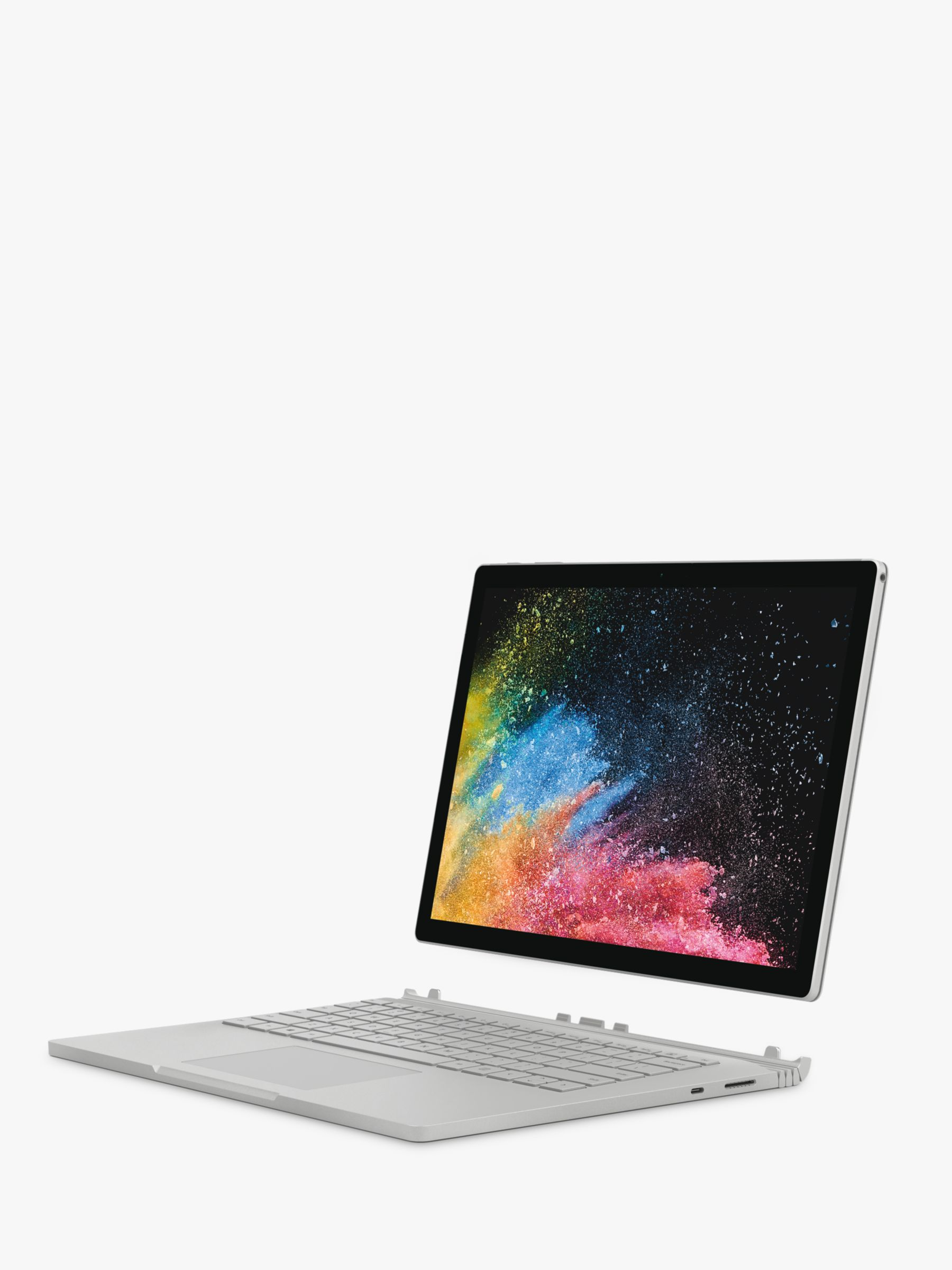 "Microsoft Microsoft Surface Book 2, Intel Core i7, 16GB RAM, 1TB SSD, 13.5"", PixelSense Display, Silver"