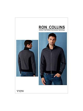 Jackets and Coats | Men | Sewing Patterns | John Lewis