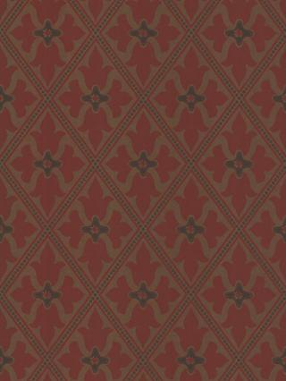 The Little Greene Paint Company Bayham Abbey Wallpaper