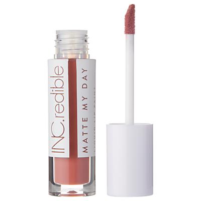 INC.redible Matte My Day Liquid Lip Paint Review