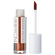 Buy INC.redible Foiling Around Matte Metallic Lip Paint Online at johnlewis.com