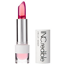 Buy INC.redible Jelly Shot Sheer Lipstick Online at johnlewis.com