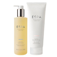 Buy ESPA Refreshing Hydrate Duo Gift Set Online at johnlewis.com