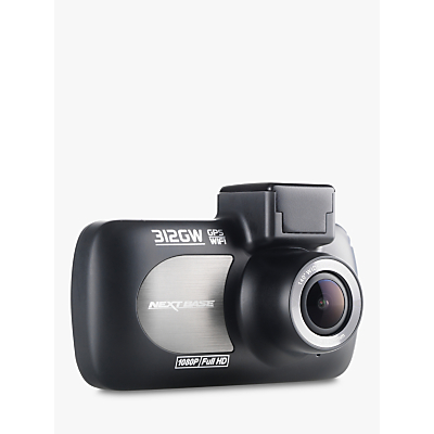 Image of Nextbase Dash Cam 312GW, 1080p HD, with Wi-Fi & GPS