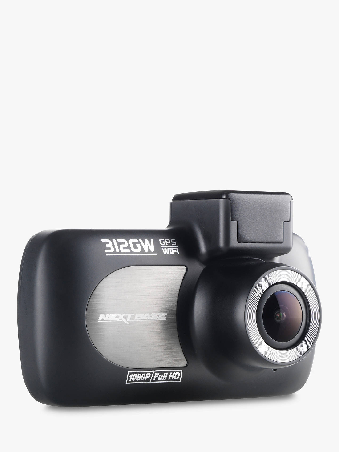 Buy Nextbase Dash Cam 312GW, 1080p HD, with Wi-Fi & GPS Online at johnlewis.com