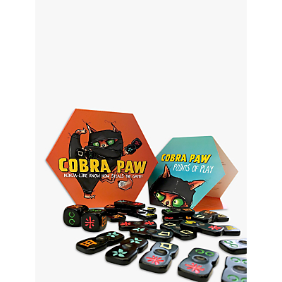 Image of Cobra Paw Game