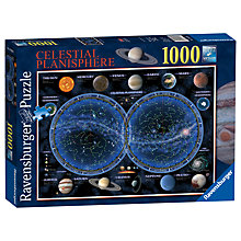 Buy Ravensburger Celestial Planisphere Jigsaw Puzzle, 1000 pieces Online at johnlewis.com