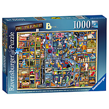 "Buy Ravensburger Awesome Alphabet ""B"" Jigsaw Puzzle, 1000 pieces Online at johnlewis.com"