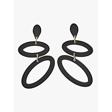 Buy Toolally Ellipses Drop Earrings Online at johnlewis.com