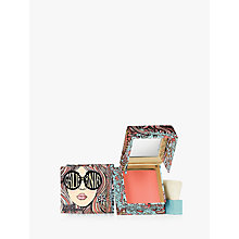 Buy Benefit Galifornia Blusher Mini, 3g Online at johnlewis.com