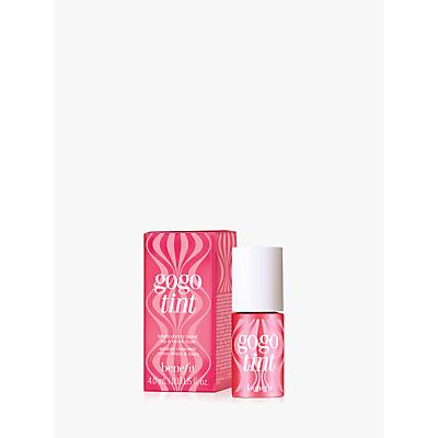 Benefit Go Go Tint Lip & Cheek Stain Mini Review