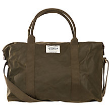 Buy Barbour Lifestyle Archive Holdall, Olive Online at johnlewis.com